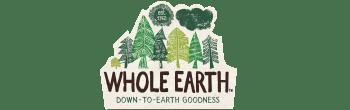 Το λογότυπο της Whole Earth