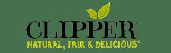 Το λογότυπο της clipper teas