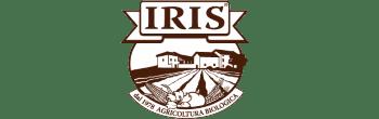 Το λογότυπο της iris-bio-food
