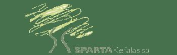 Το λογότυπο της therapni sparta kefalas