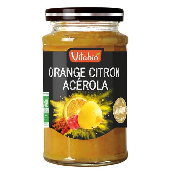 Vitabio Επάλειμμα Πορτοκάλι,Κίτρο & Ασερόλα 290gr