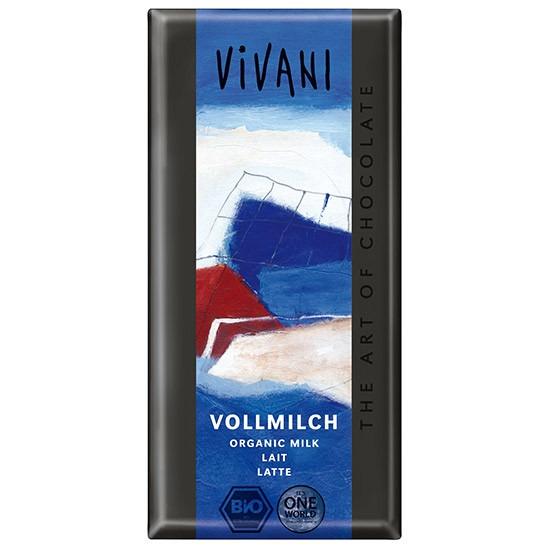 - vivani milk - Vivani Σοκολάτα Γάλακτος