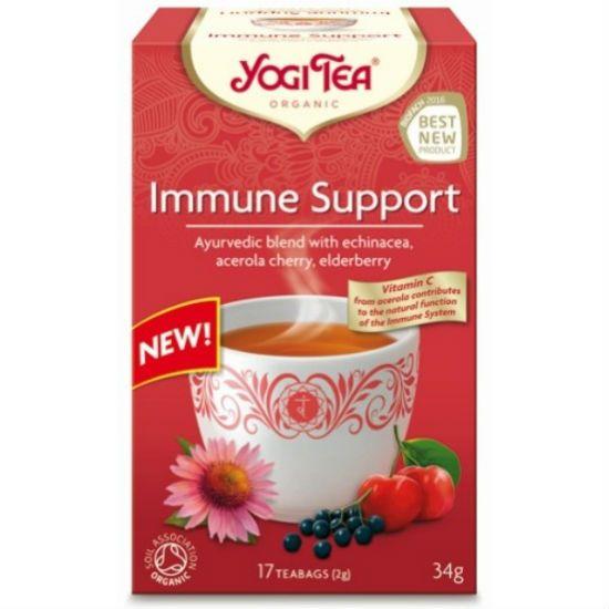 - yogi tea immune support - Μέλι: Το νέκταρ των θεών και τα οφέλη του