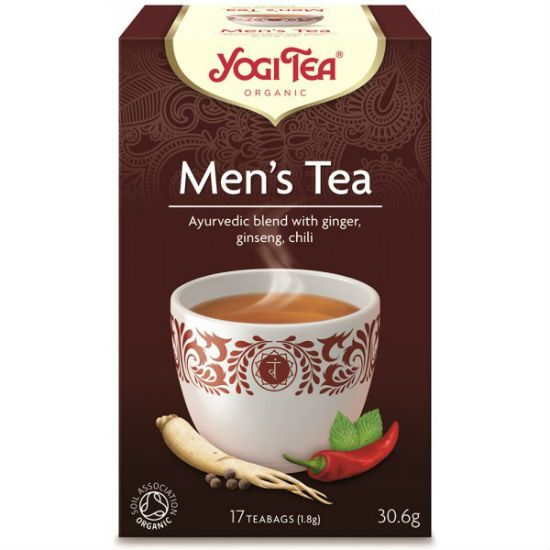 - yogi tea mens tea - Yogi Tea Men's 17Φακελάκια