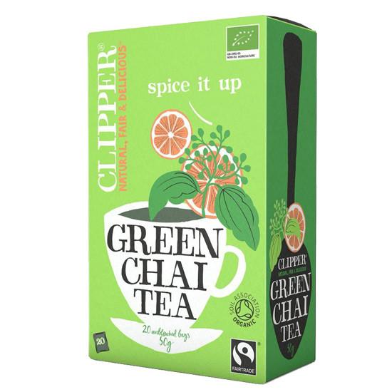 βιολογικά προϊόντα - green chai clipper - βιολογικά προϊόντα Nature's House