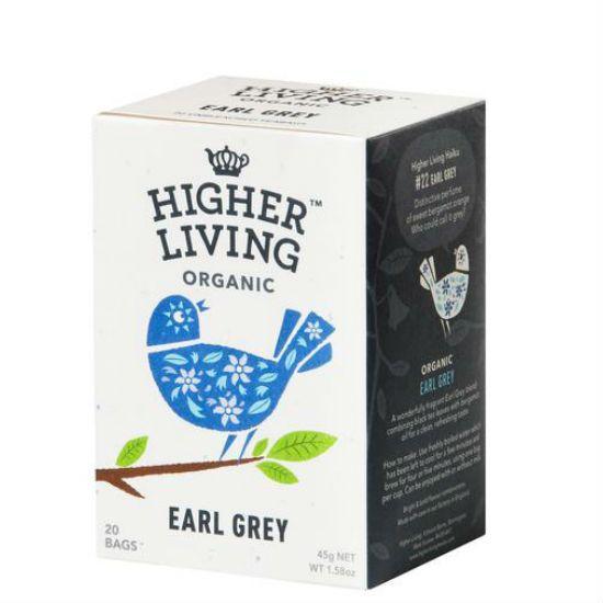 Higher Living Μαύρο Τσάι 20Φακελάκια