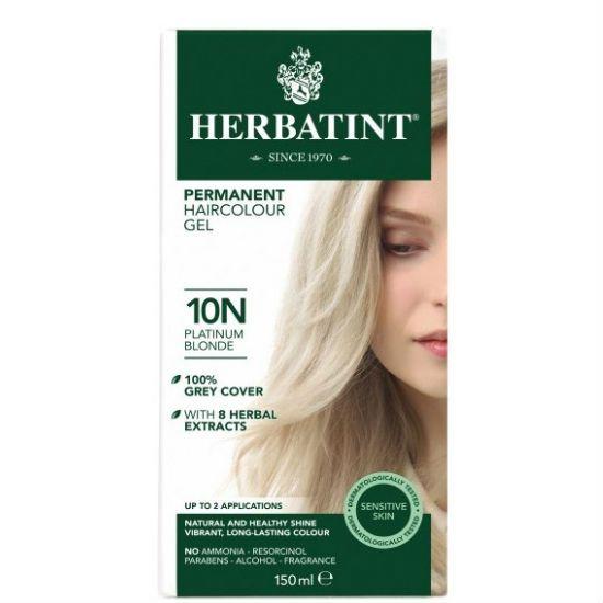 - herbatint 10   - Herbatint Φυτική Βαφή Μαλλιών 10Ν Ξανθό Πλατινέ