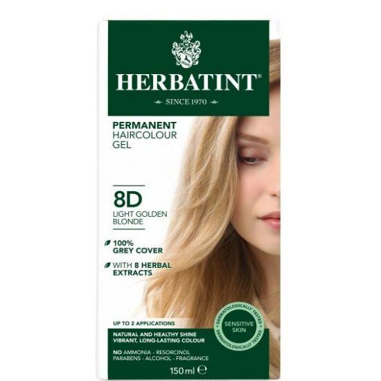βιολογικά προϊόντα - herbatint 8d - βιολογικά προϊόντα Nature's House