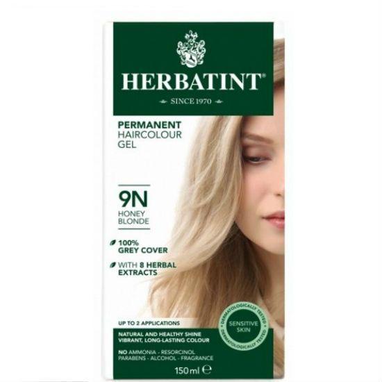 - herbatint 9n - Herbatint Φυτική Βαφή Μαλλιών 9N Ξανθό Μελί 150ml