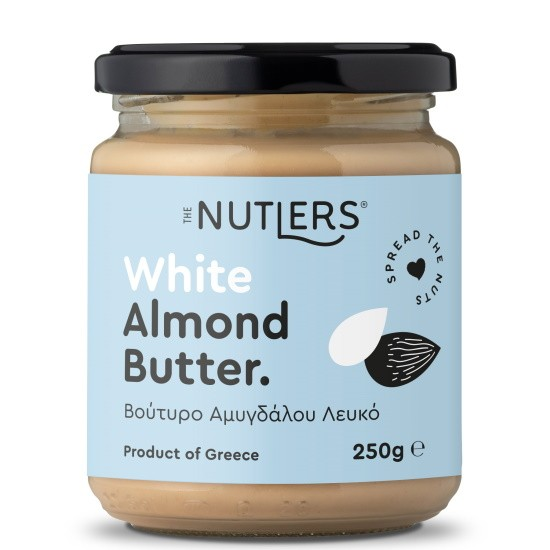 The Nutlers Λευκό Βούτυρο Αμυγδάλου 250gr