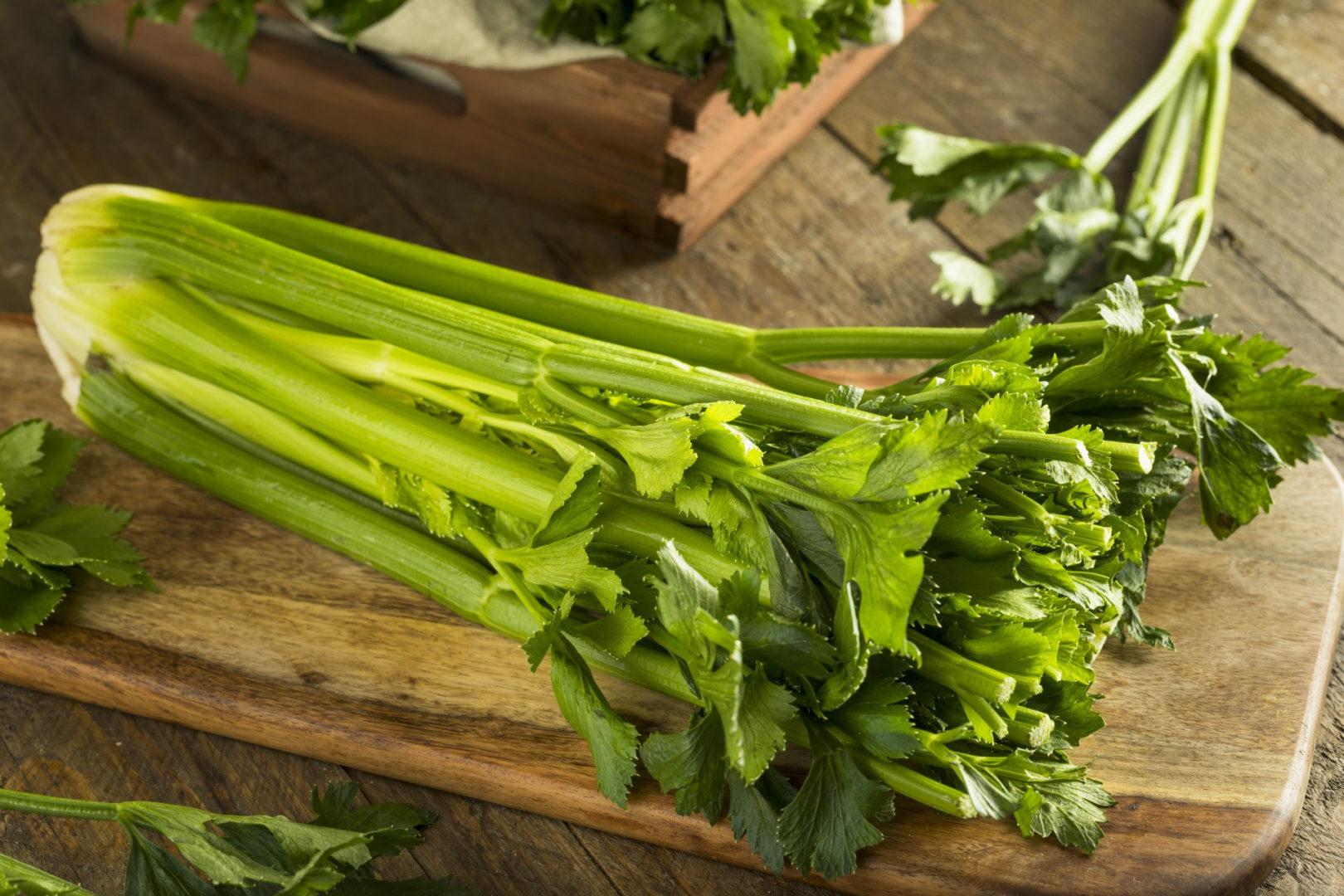 βιολογικά λαχανικά - selino natureshousegr biologika trofima biologika laxanika karditsa - Οι πέντε τροφές που βοηθούν στην απώλεια λίπους