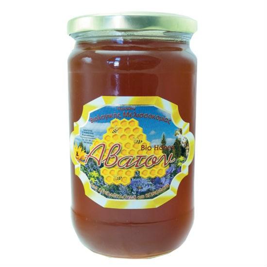 Άβατον Μέλι από Κωνοφόρα Άνθη 950gr