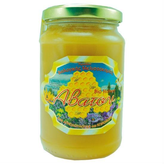 Άβατον Μέλι Σούσουρα-Ρεϊκι 950gr