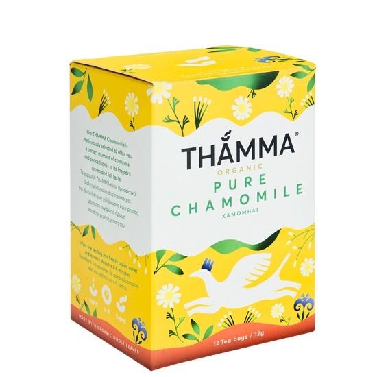 Thamma Pure Chamomile 12τμχ
