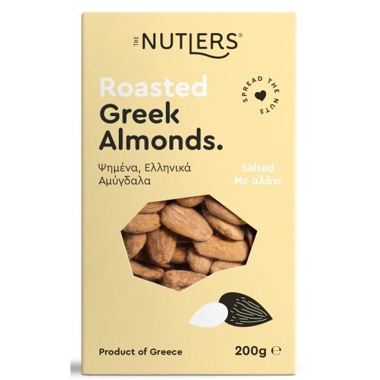 The Nutlers Αμύγδαλα Ψημένα & Αλατισμένα 200gr